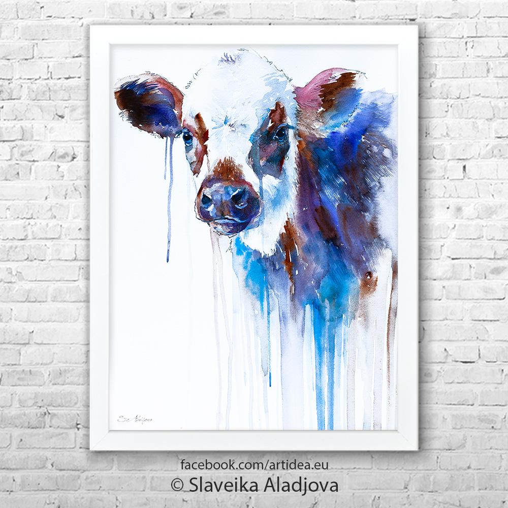 картина крава 3