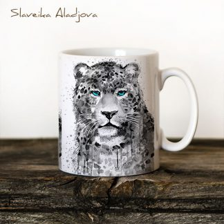 Чаша Леопард