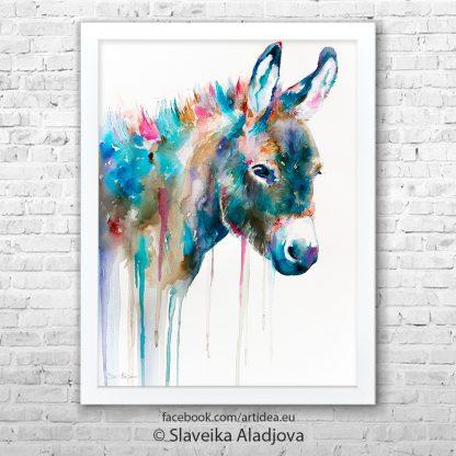 Картина магаре
