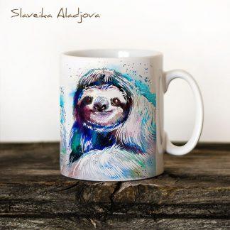 Чаша Ленивец
