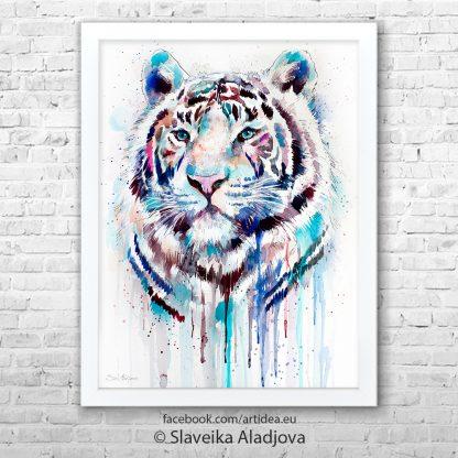 Картина белия тигър
