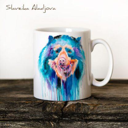 чаша мечка