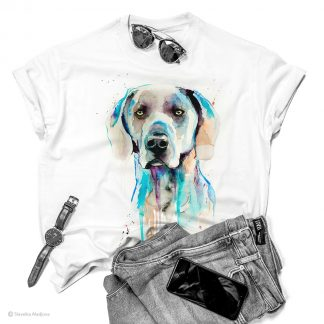 Тениска с ваймаранер