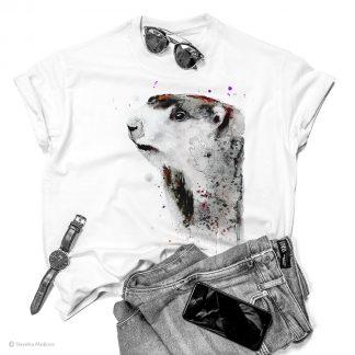 Тениска с мармот