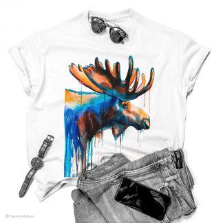 Тениска с лос
