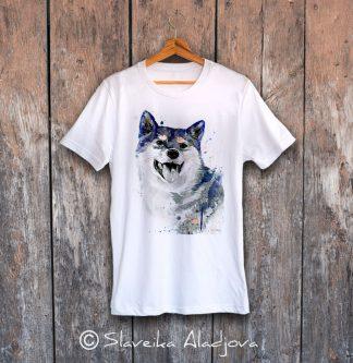 мъжка тениска акита 3