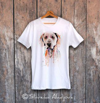 мъжка тениска с ваймаранер 2