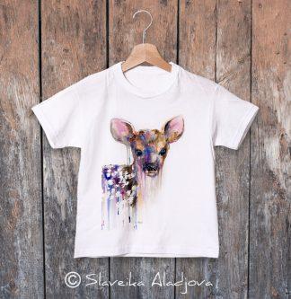 детска тениска сърна