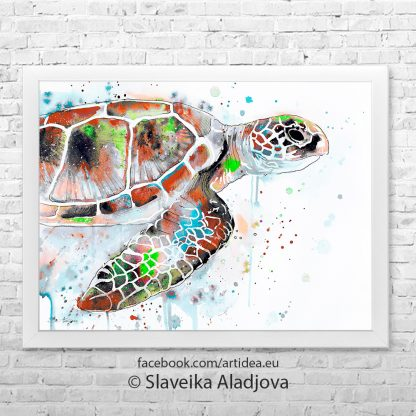 морска костенурка 2