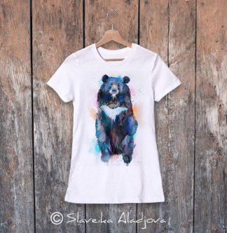 азиатска черна мечка