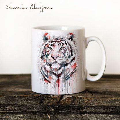 чаша тигър 2