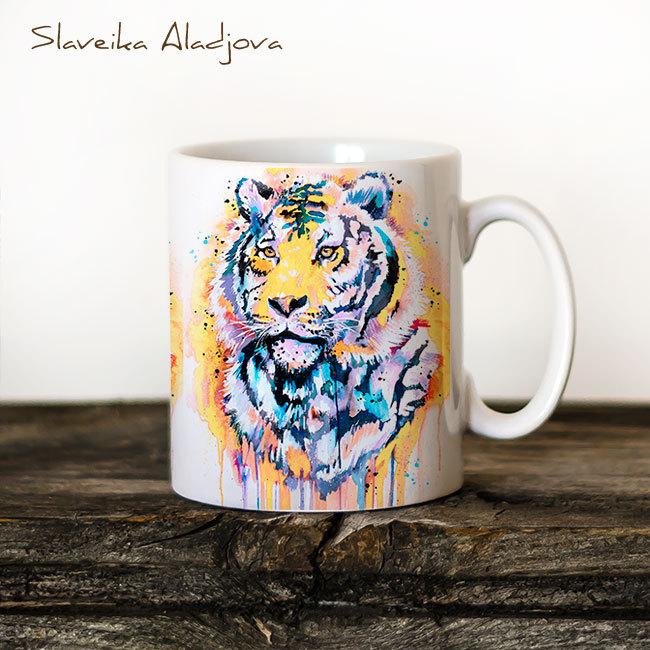 чаша тигър 3