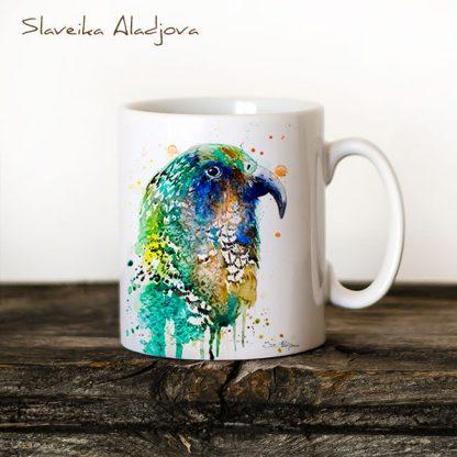 чаша кеа папагал