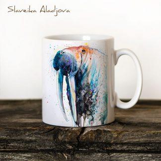 чаша морж
