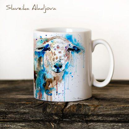 чаша овца