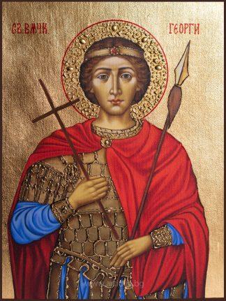 Икона Свети Георги
