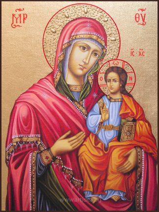 Икона на Света Богородица Пътеводителница