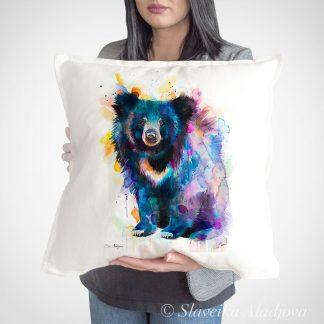 декоративна възглавница бърнеста декоративна мечка