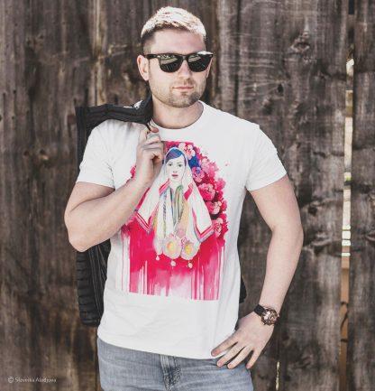Унисекс тениска - Казанлъшка мома