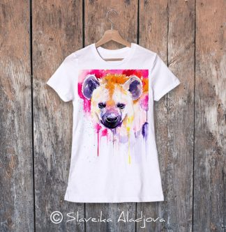 Дамска тениска - Хиена
