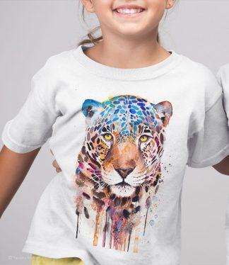 детска тениска с ягуар