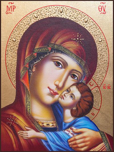 Икона на Св. Богородица Умиление