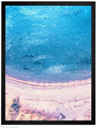 Морска синева - пейзажна фотография