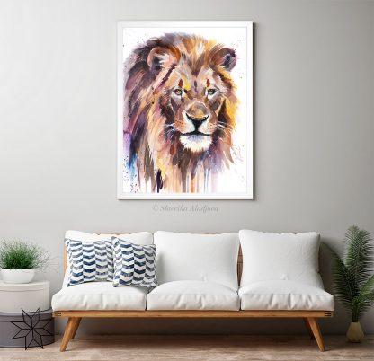 Африкански лъв