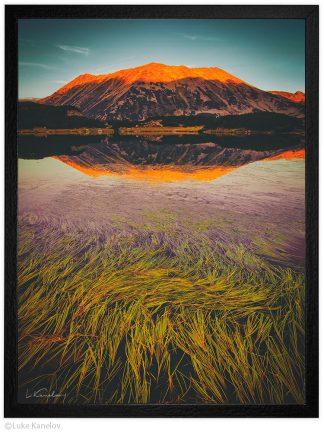 връх тодорка и муратово езеро - пейзажна фотография